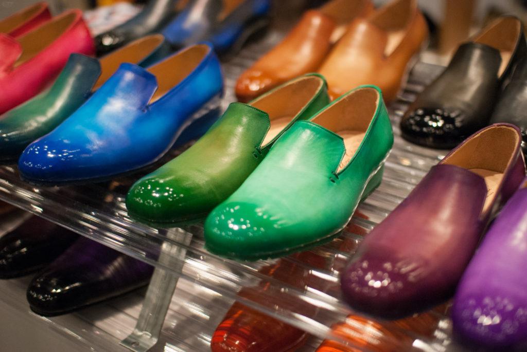 yojiomi 革靴 手製靴 ハンドメイド 表参道ヒルズ newjewelry
