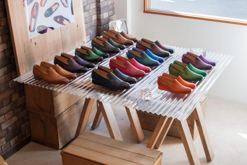 yojiomi 革靴 清澄白河 受注会