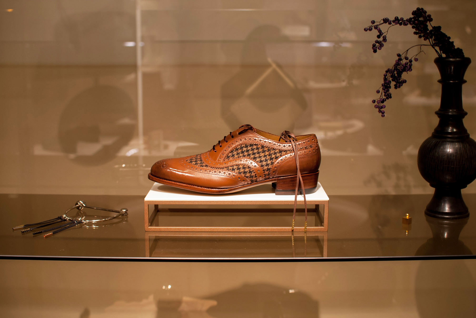 yojiomi 革靴 ハンドメイド
