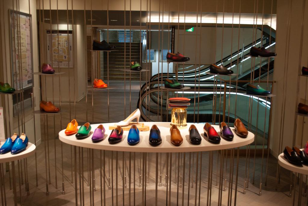yojiomi 革靴 日本橋髙島屋