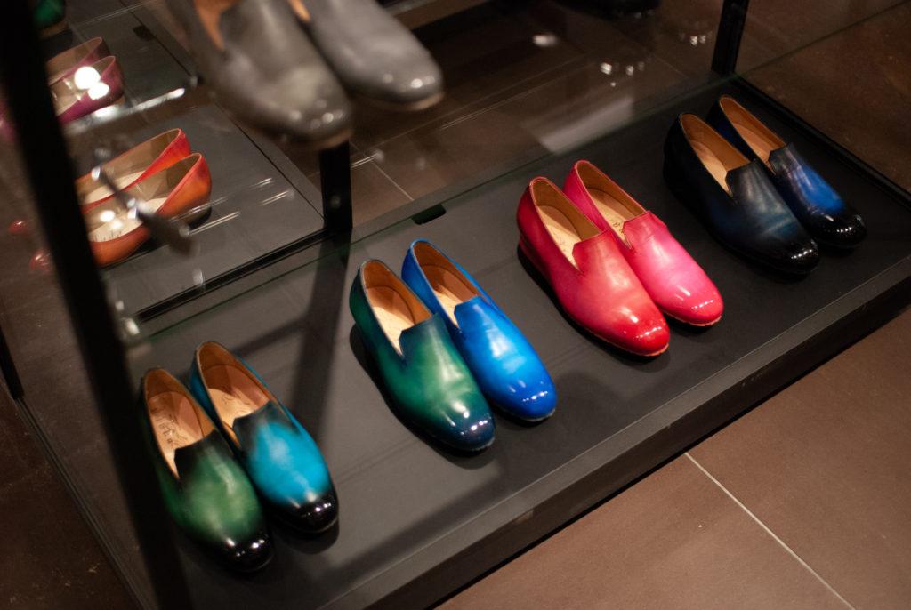 yojiomi ヨウジオウミ レザーグッズ 革小物 革靴